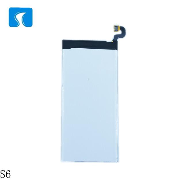 최고 가격 Samsung 건전지 S6 셀룰라 전화를 위한 재충전용 심천 고유