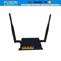 Openwrt 3G GSM 4G Lte SIMのカードスロットが付いている無線WiFi Hospotモデムのルーター