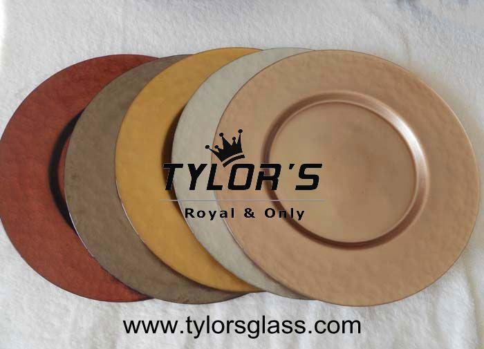 Оптовая торговля забит металлической стеклянной пластины на стекло Tylors зарядного устройства