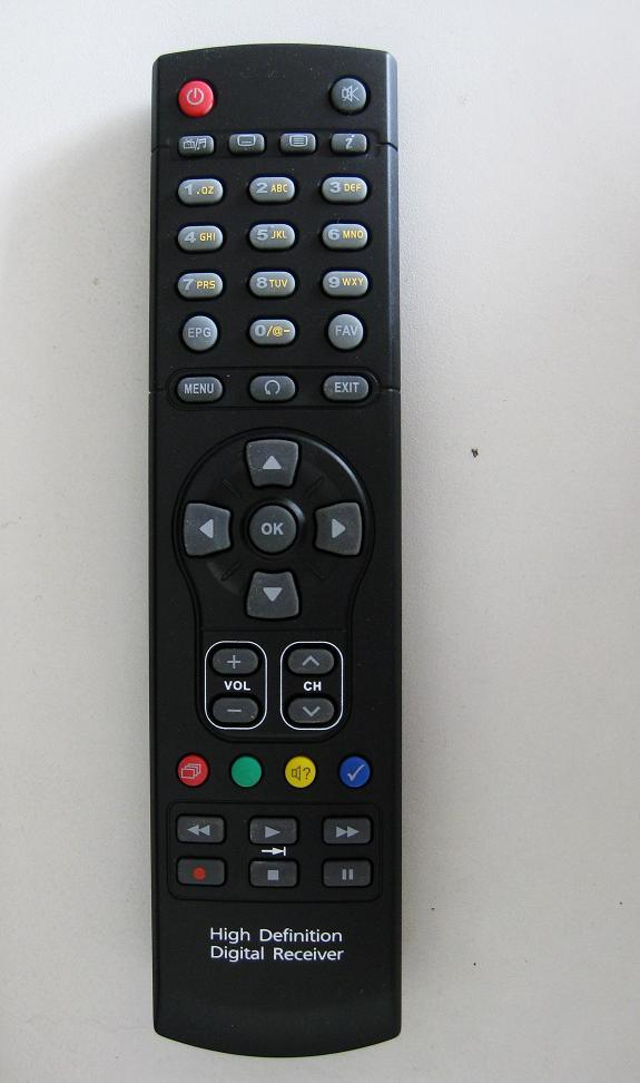Ipbox 91 Cuberevo HD 250HD Commande à distance