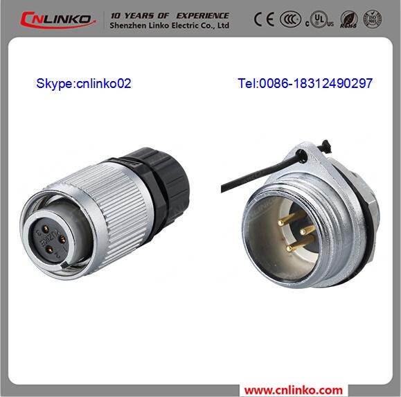 LeistungPin Connector/AC Gleichstrom-Stecker/elektrischer Stecker ...