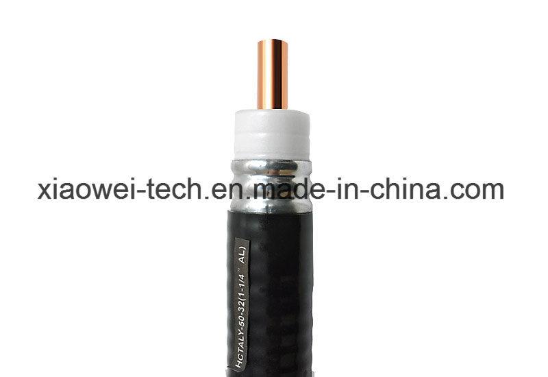 1-1/4 '' HF-Kommunikations-Koaxialkabel