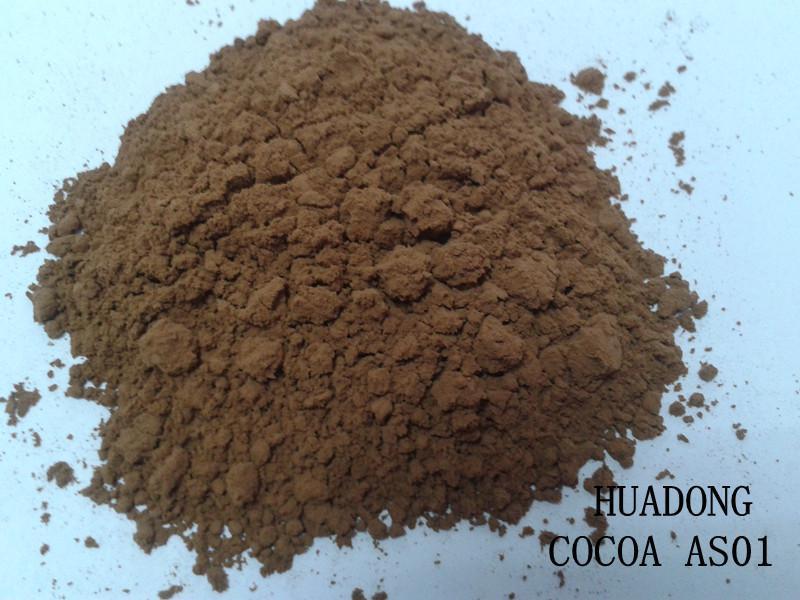 Высокая жира какао-порошка