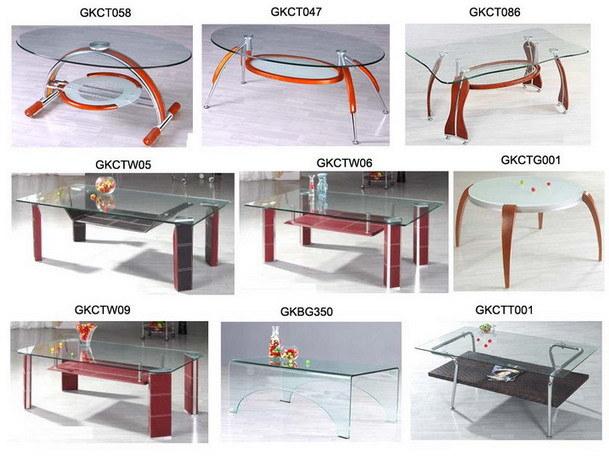 Mesa de café e mesa lateral