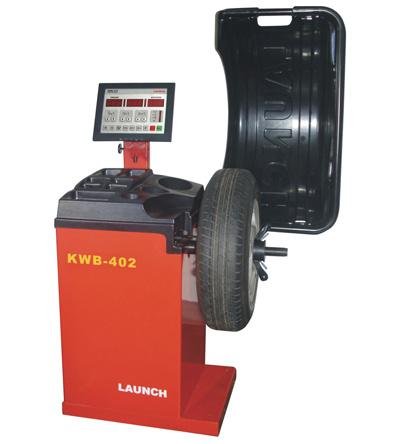 Запуск для балансировки колес (KWB-402)