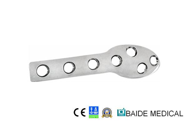 As placas de fíbula distal médicos Baide II