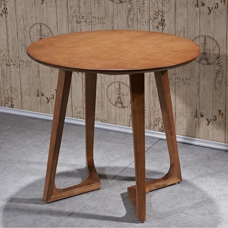 Salón mesa comedor madera maciza clásica – Salón mesa comedor madera ...