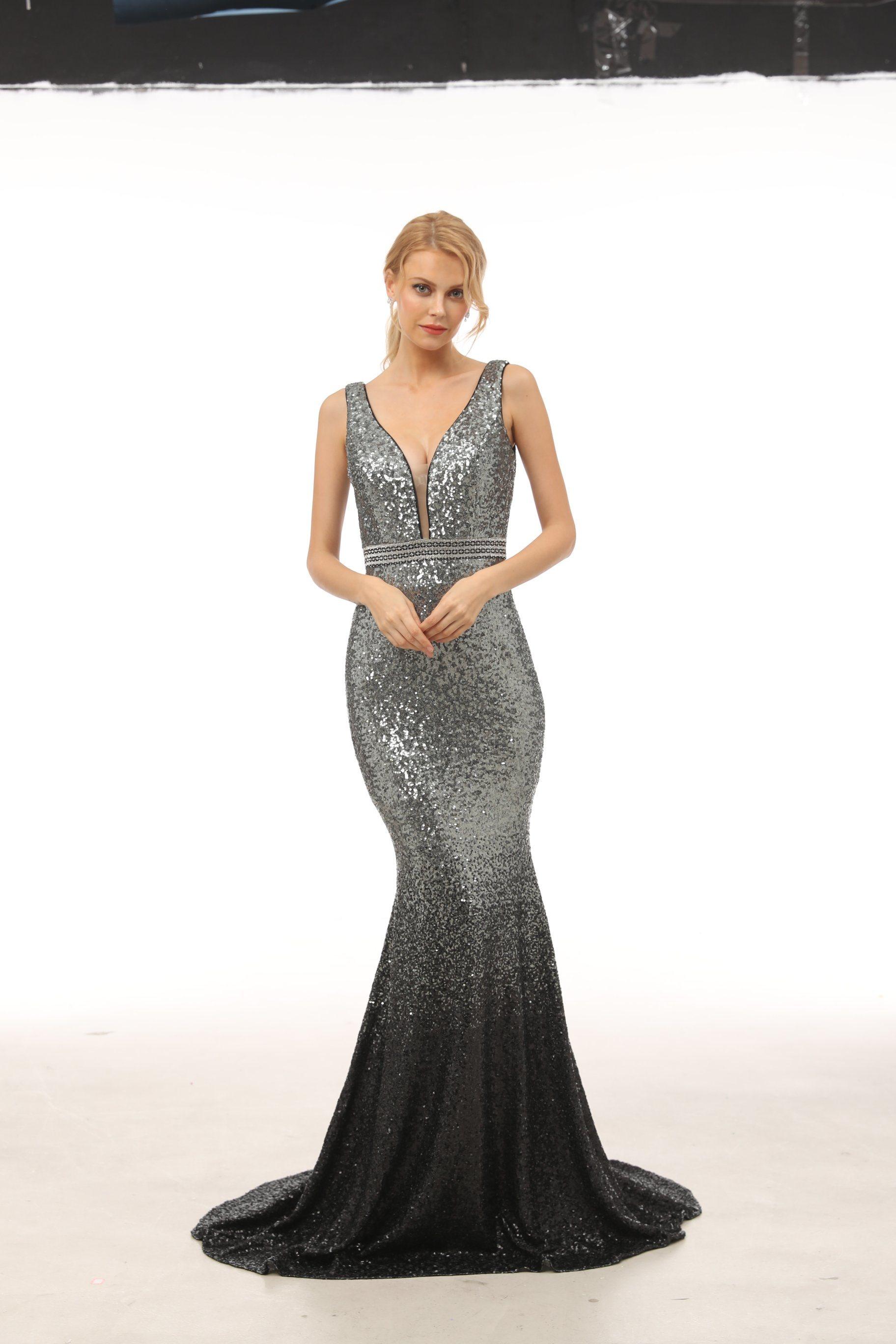 4be5a4571914 [Hot Item] Aoliweiya Diseño de Moda Vestido de Noche 2019