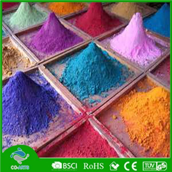 インク / 塗料用ゴム化学酸化鉄パール顔料 / プラスチック