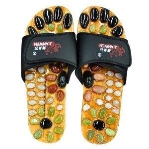 Zapatos sandalias Zapatos de piedra de masaje