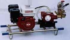 Pulvérisateur de puissance du moteur à essence (DJ22W)
