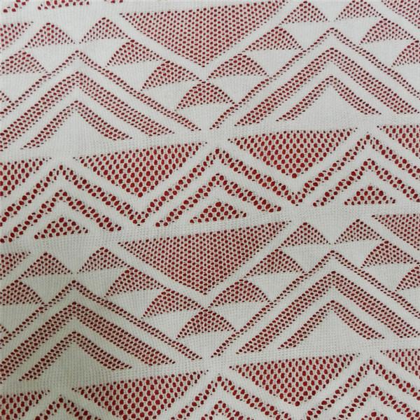 Tissu en coton en tissu en dentelle artisanat (L5150)