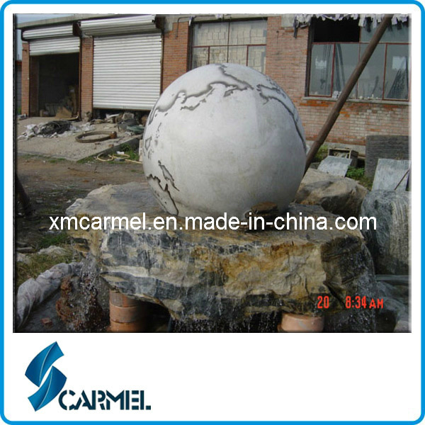 Sale를 위한 싼 Natural Stone Fountain Ball