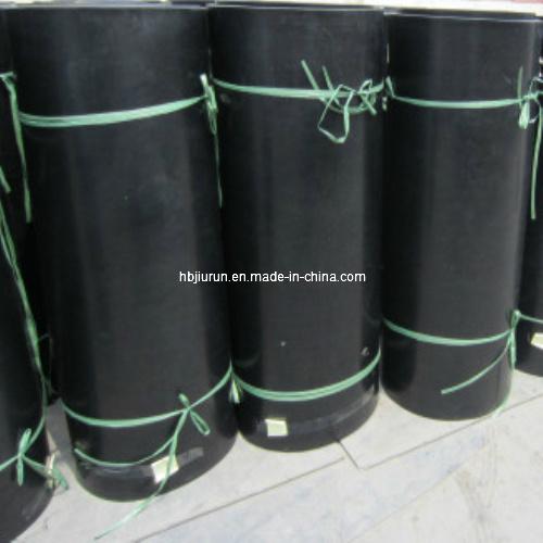 Het Bestand RubberBlad Viton van het ozon met Bestand Op hoge temperatuur