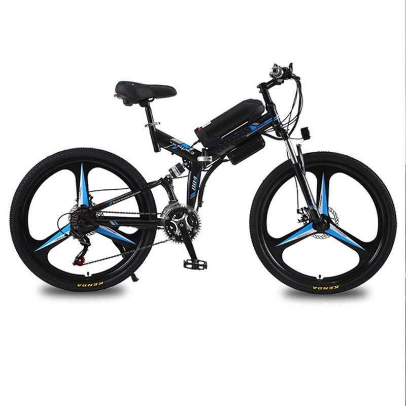 High-Carbon Steel Electric Mountain-fietsen