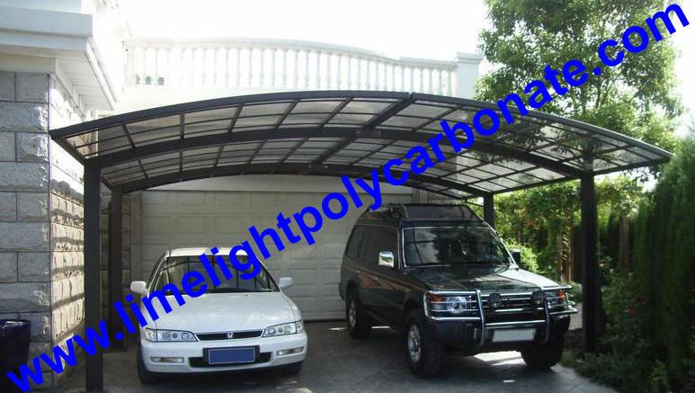 Foto de Garaje porche shed, garage cochera de vivienda, de aluminio ...