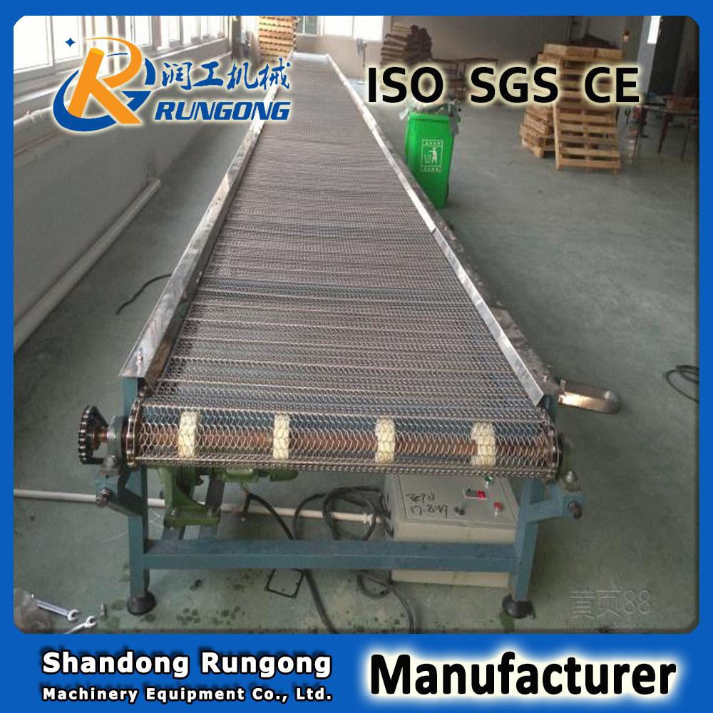 Nastro Trasportatore In Metallo/Trasportatore A Nastro