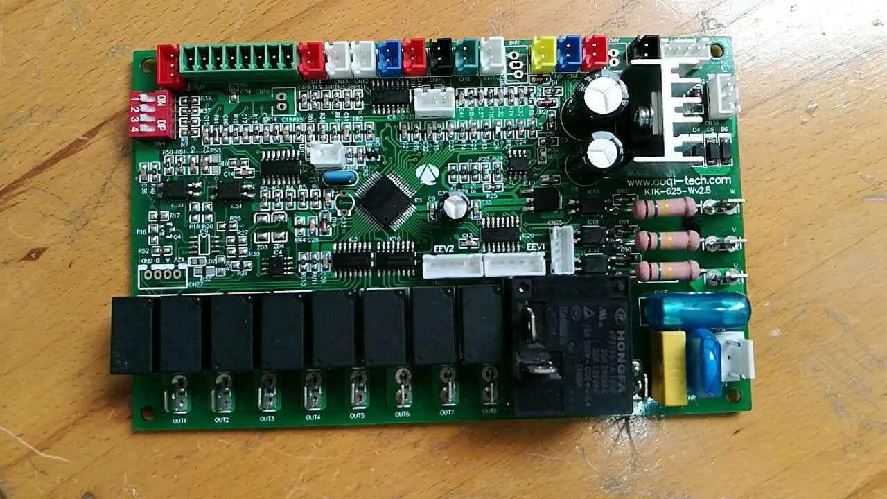 PCBA-industriële OEM EMS van de ONDERDOMPELING SMT van de Controle PCBA ODM SMD