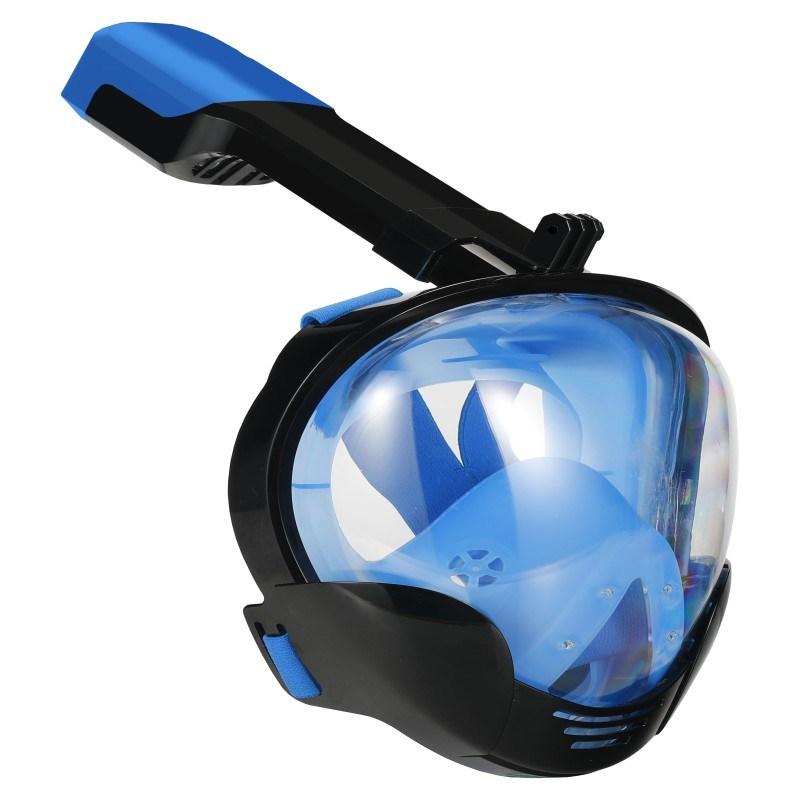 626eb60c3 Mergulho com snorkel facial máscaras de mergulho máscara de mergulho  submarino de suprimentos de Natação