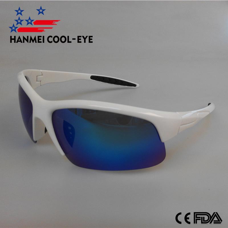 Neuer Schutz PC Sport der Ankunfts-UV400 polarisiert, Sonnenbrillen fischend