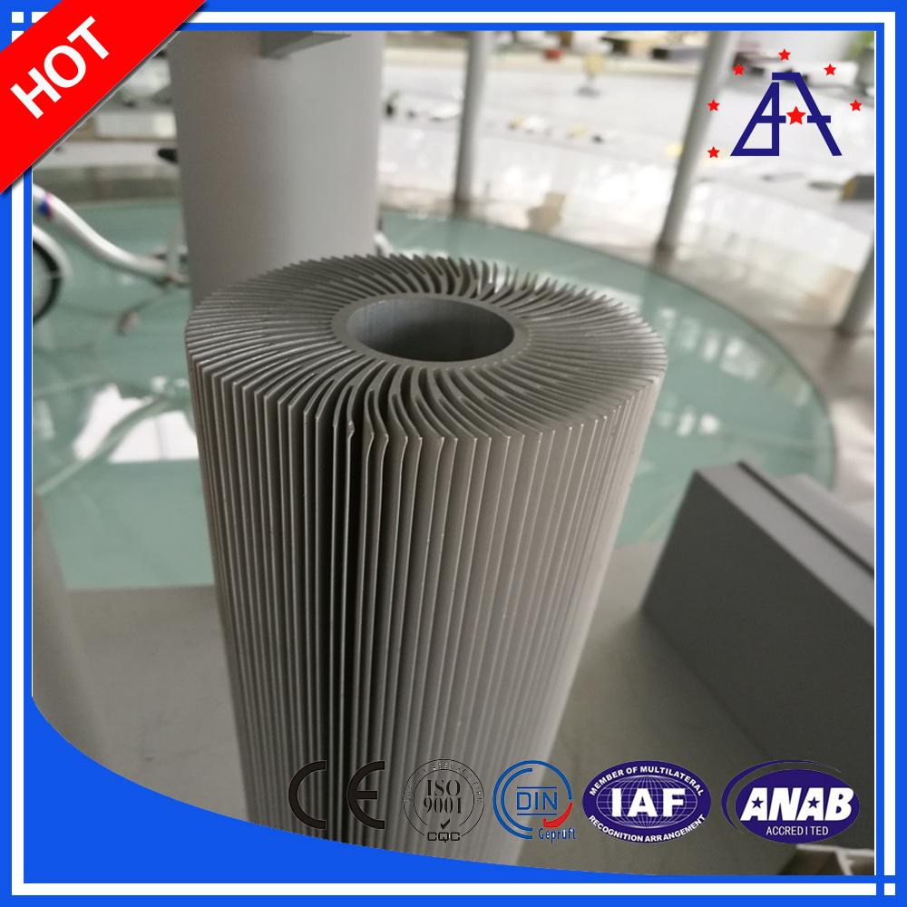 Construção em alumínio de alta qualidade/Perfil extrusão do alumínio