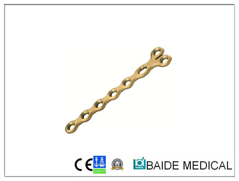 Compressão de Travamento da Placa Condilar 2,7mm