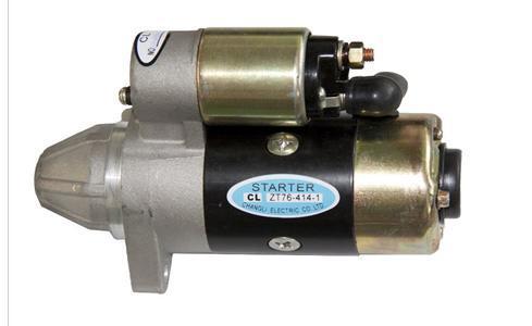 PeroFors Conjunto De Arranque El/éctrico del Motor Diesel Zt76-414-1 Zt76-414A para Kipor Kama
