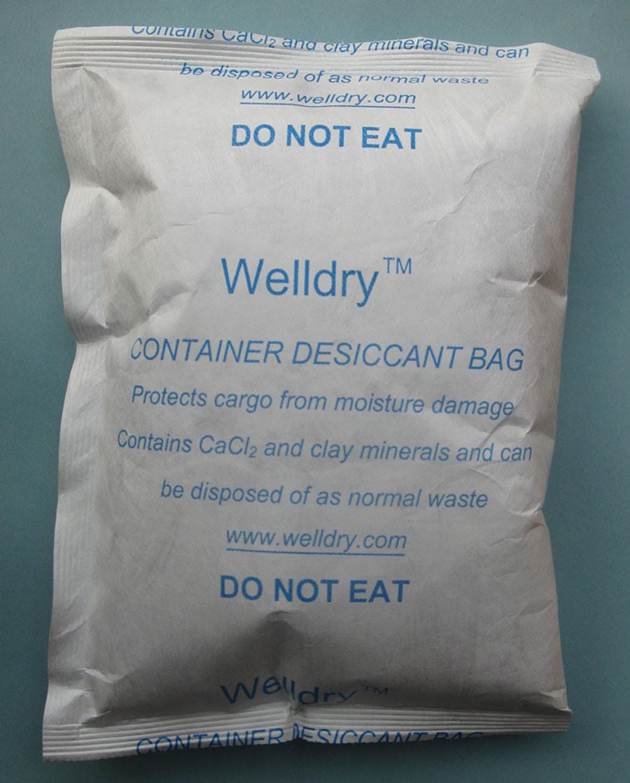 Sacchetto disseccante del contenitore da 500 grammi per il container
