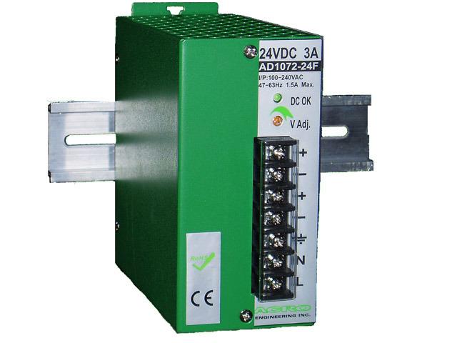 Электродвигатель постоянного тока блока питания, 100W, один выход, источник питания