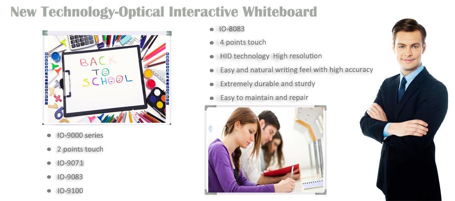 Tableau Blanc Interactif infrarouge avec 10 points