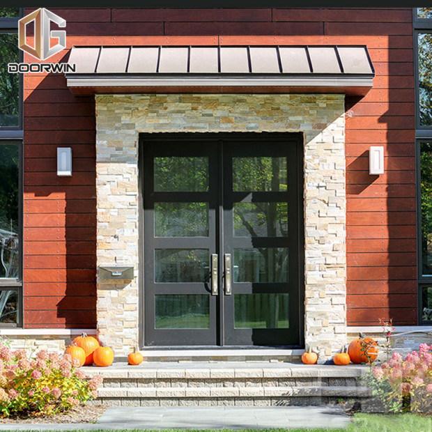 Foto de La puerta de madera de aspecto agradable Diseño Diseño de ...