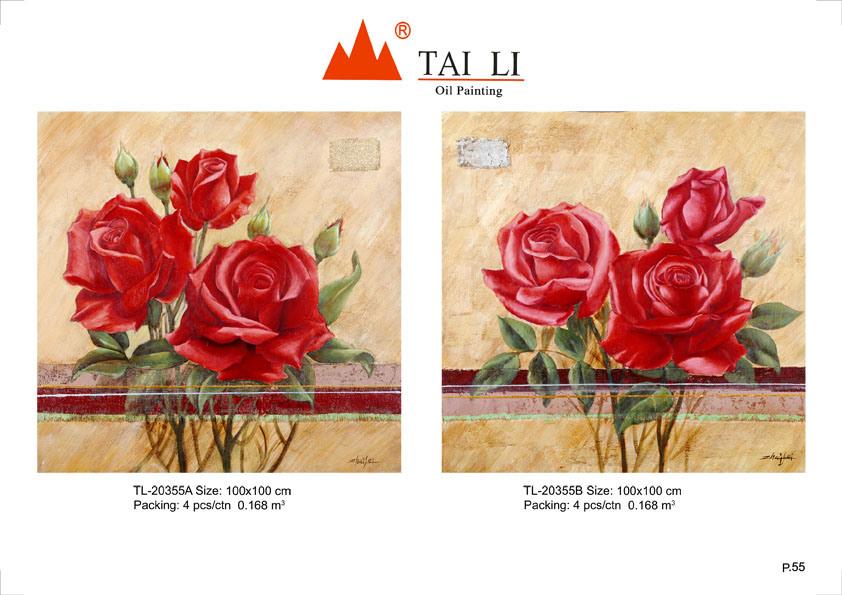 Pintura a óleo (TL-20355)