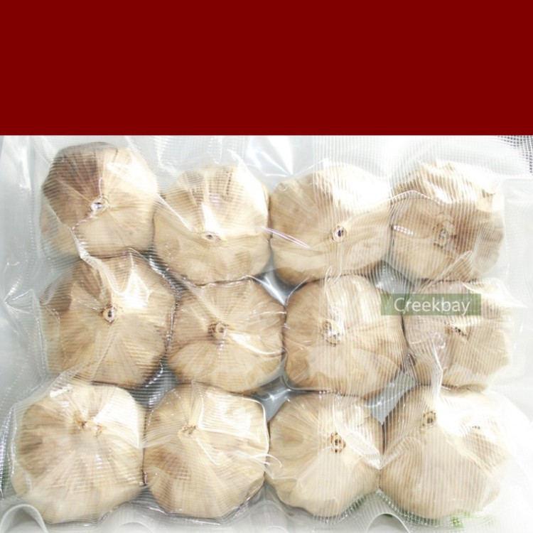 Gesundes Food Black Garlic Rich in Vitamins und in Activity SOD 12bulbs/Bag USD10.46/Bag