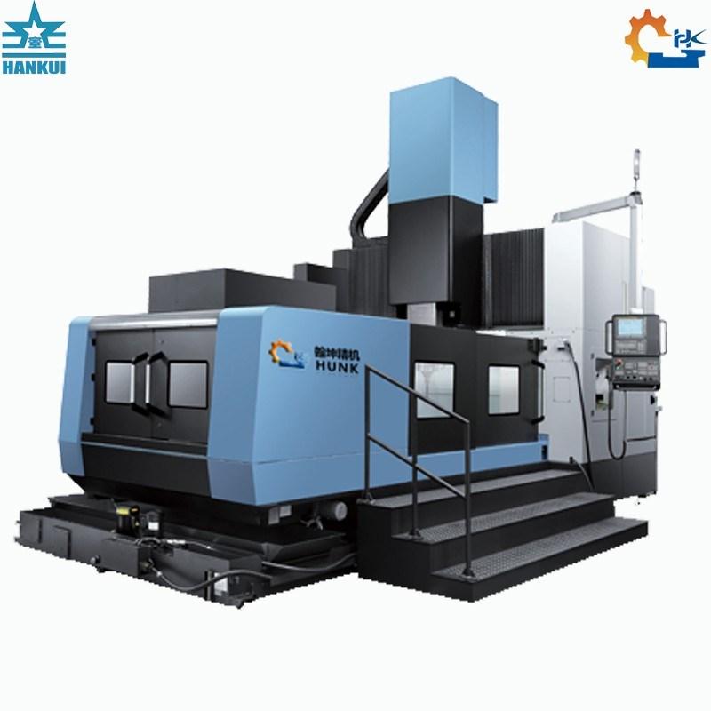 Tipo de perfuração do centro da máquina de metal do Gantry