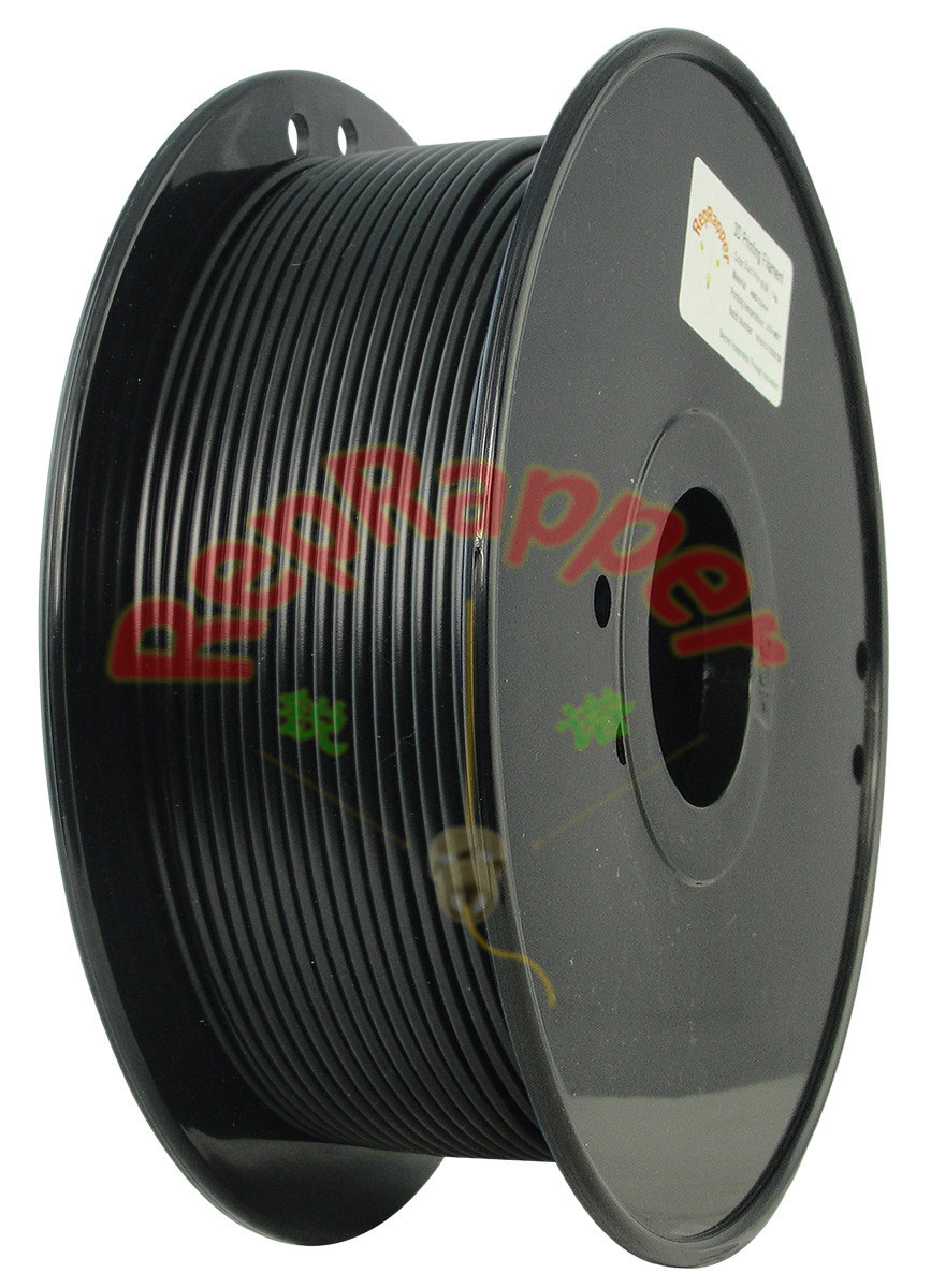 Bien enrouler PC 3.0MM BLACK Filament d'impression 3D