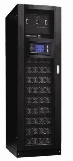 Design modularizada UPS 10kVA-200kVA