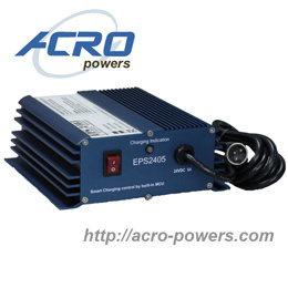 Lead-Acid Lader van de Batterij, 150W, Enige Output, Ingebouwde MCU
