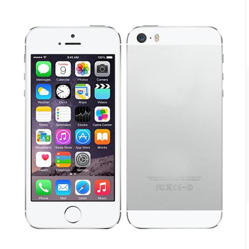 Telefono cellulare mobile all'ingrosso originale del telefono 64G/16g/32g WiFi Case+Film delle cellule del telefono di iPhone 5s