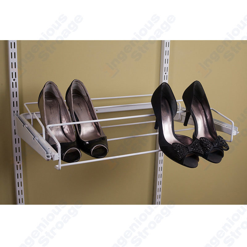 Women를 위한 고전적인 Hanging Sliding Shoe Racks