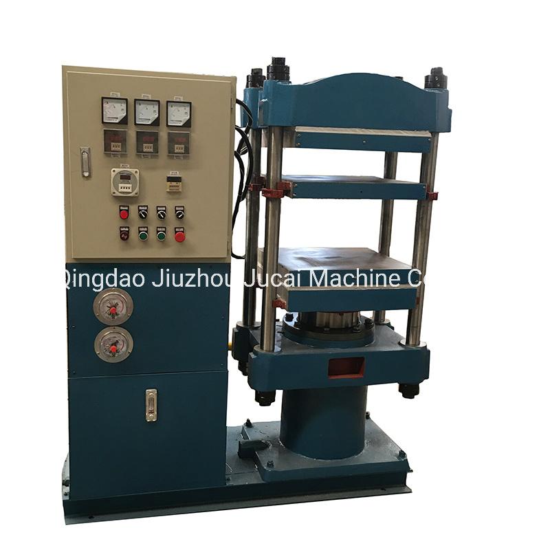 Lab la vulcanisation presse / Presse hydraulique/Appuyez sur la machine