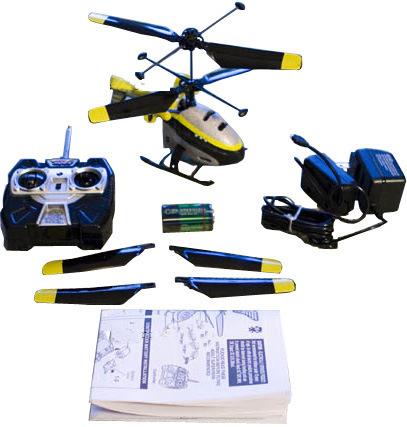 Вертолет с фазоинвертером (277)