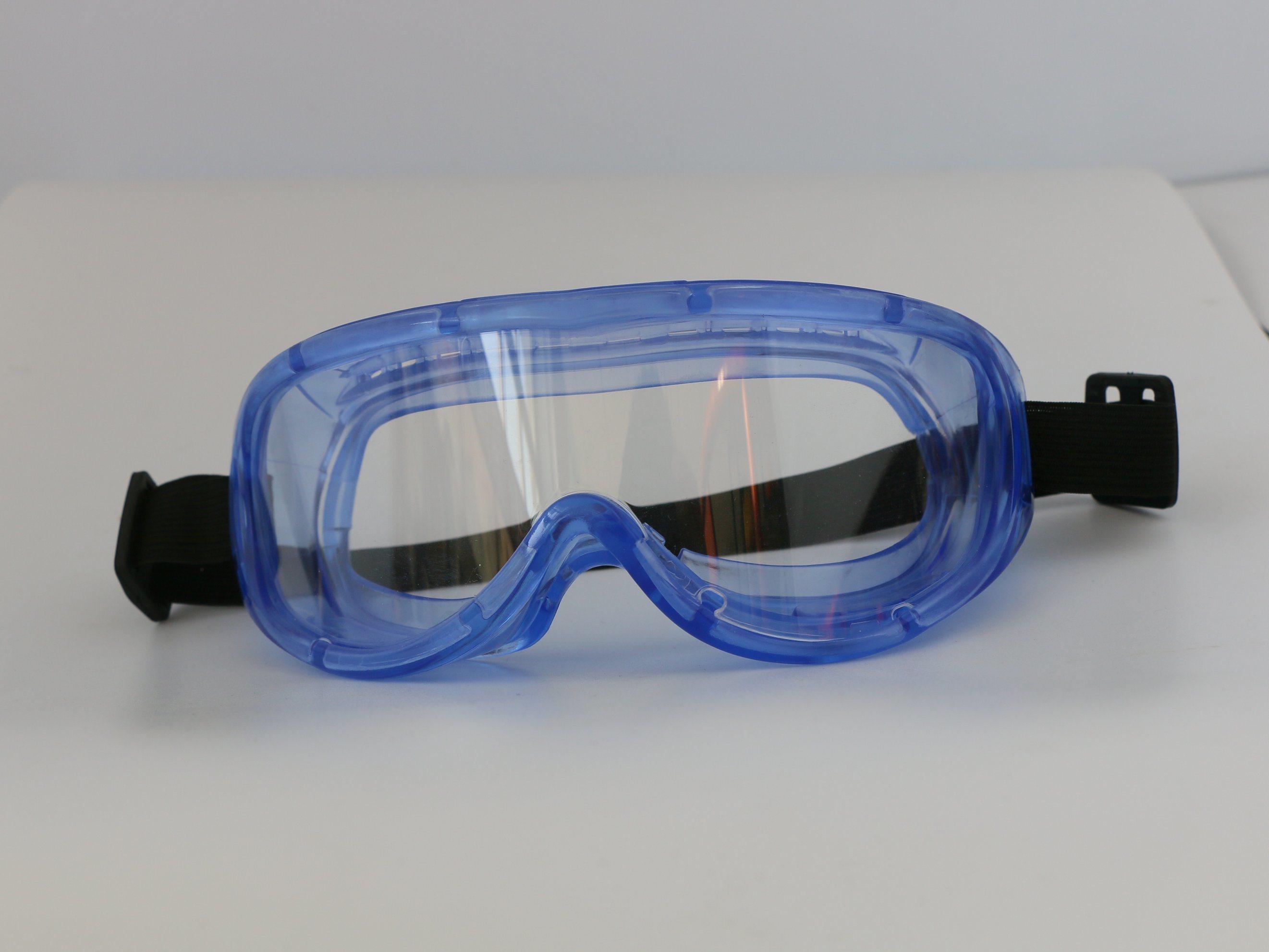 Pc-lens PC/PVC-arm oogbescherming modieuze veiligheidsbril