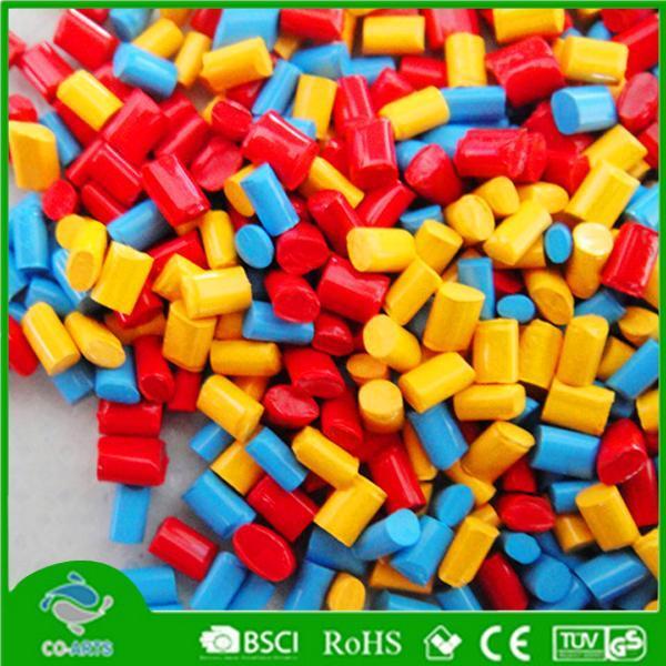 プラスチック材料 LDPE HDPE バージン PP 樹脂マスターバッチ