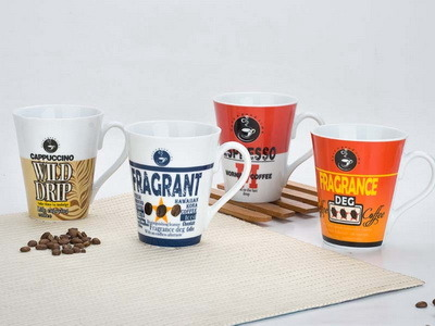Kaffeetasse der Form-13oz (3084)