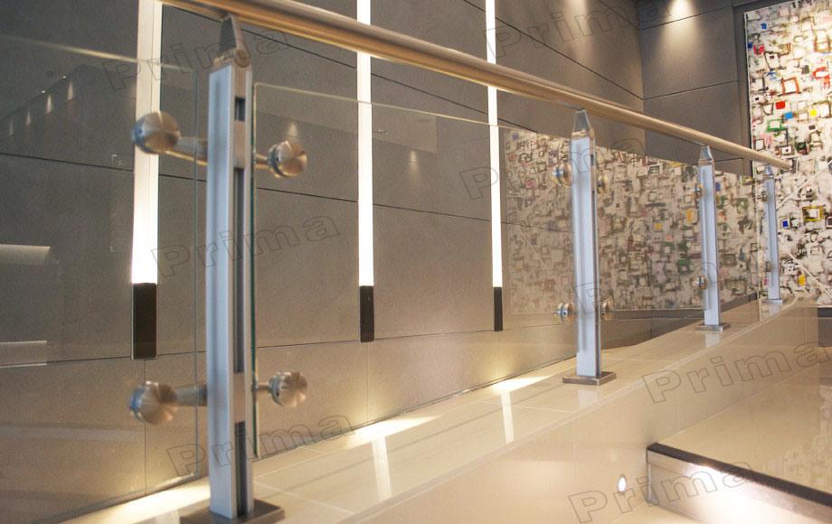 계단 난간 동자 방책 디자인 유리 난간 동자에사진 kr.Made-in-China.com
