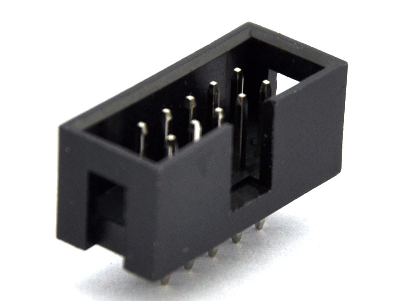 Intestazione 2.0mm della scatola 2.54mm