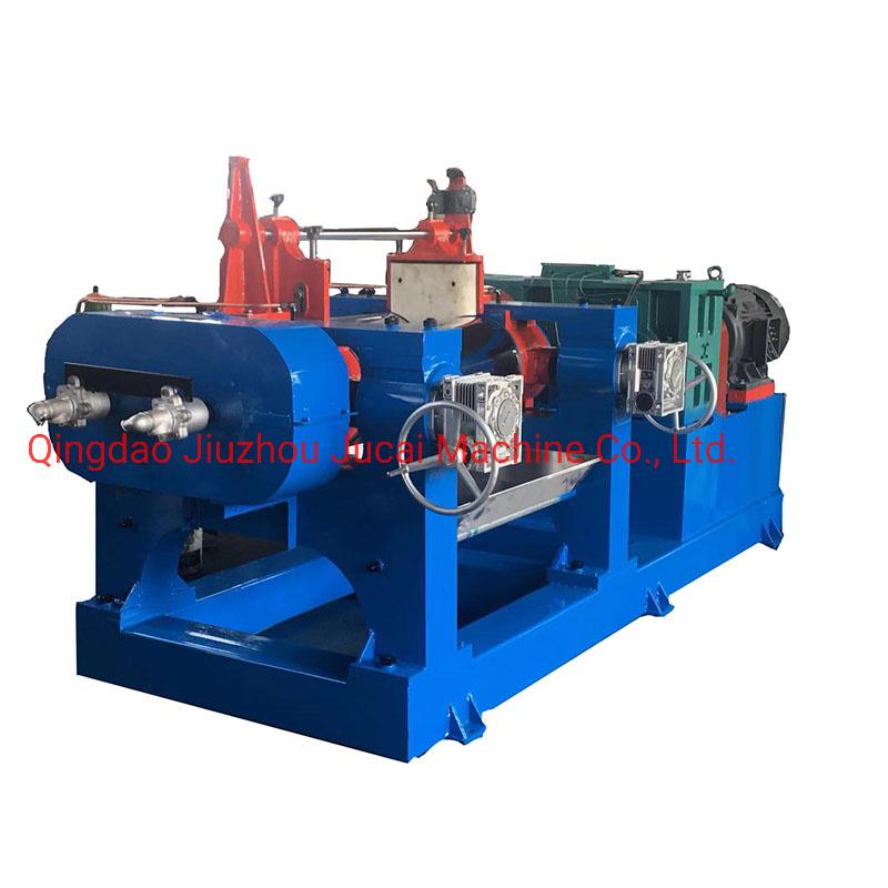 Open rol Rubber Mixing Mill grootte van rollen 160X300