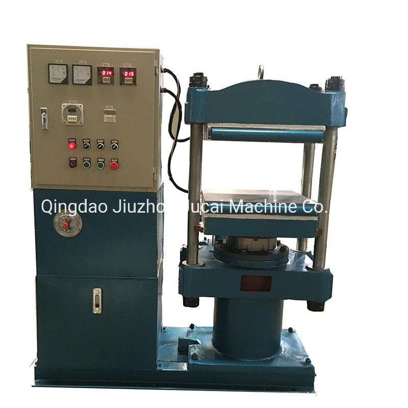 ゴム加硫用ラボ硬化型プレス機