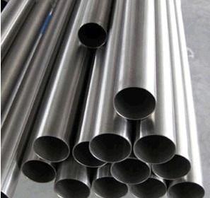 チタニウムの管及び管