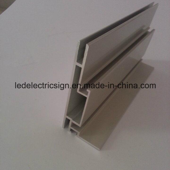 Foto de El arte de pared Caja de telas ligeras de aluminio con ...